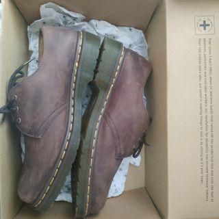 Dr Martens flat shoes