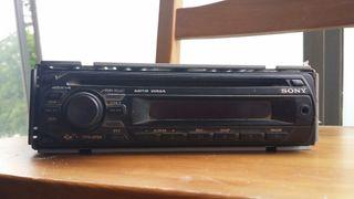 radio cd mp3 sony 45x4w