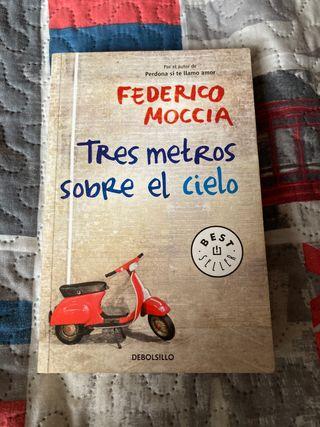 Libro A tres metros sobre el cielo-Federico Moccia