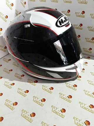 Casco Moto HJC RPHA-10plus con funda