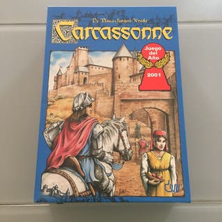 Juego Carcassonne