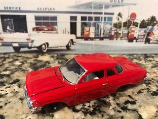 Biscayne Jesse James Series Chevy Coupé 1/64