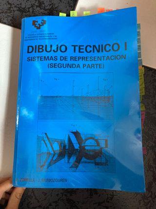 Libro Dibujo Técnico I - UPV