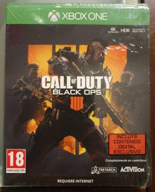 Juego Call of duty Black ops 4 nuevo