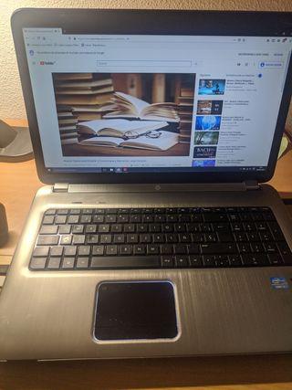 Vendo Portátil HP DV 7