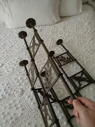 precioso candelabro imitación antiguo!