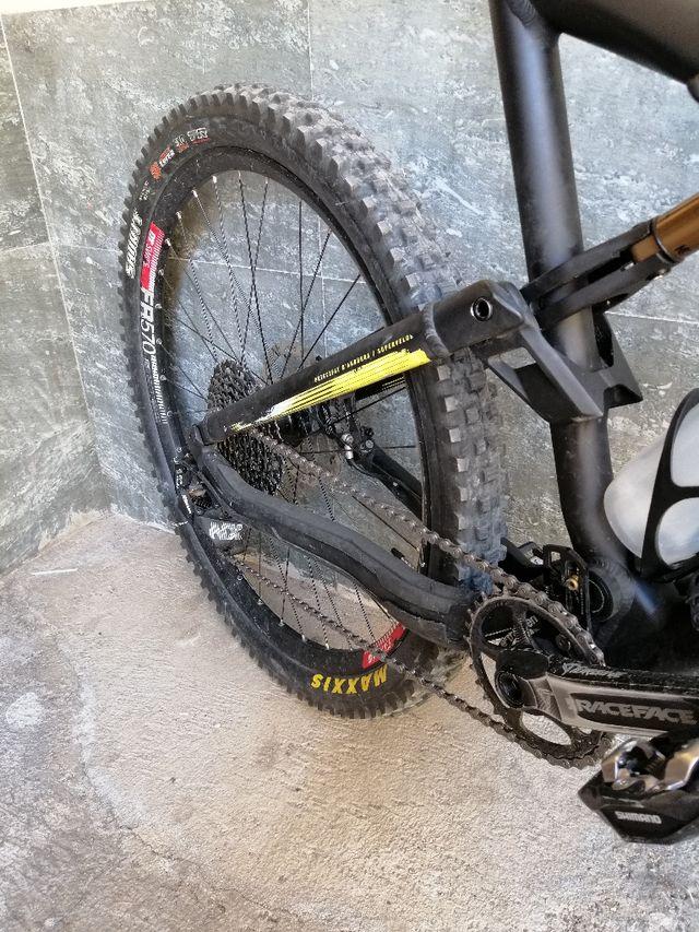 Bicicleta començal meta 2016