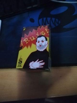 Ruiz, Juego de cartas