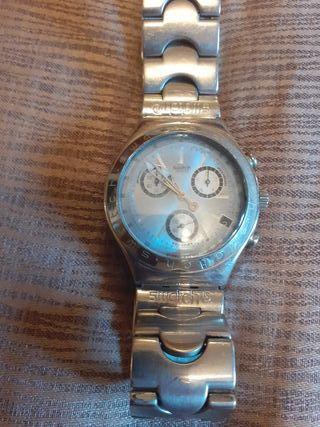swatch ironi chrono