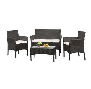 Garden Furniture Set of 4