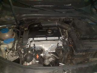 motor y caja de cambios 2.0 tdi 140 cv