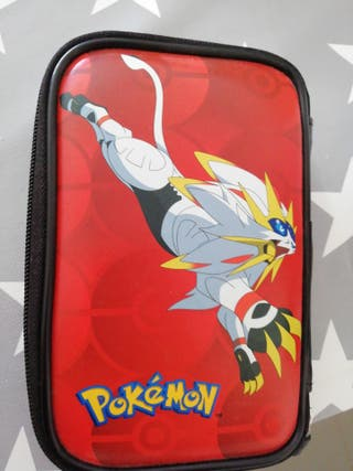 pack funda Nintendo 3ds pokemon