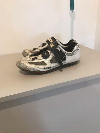 Zapatillas ciclismo luck