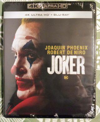Joker (4K UHD y bluray)