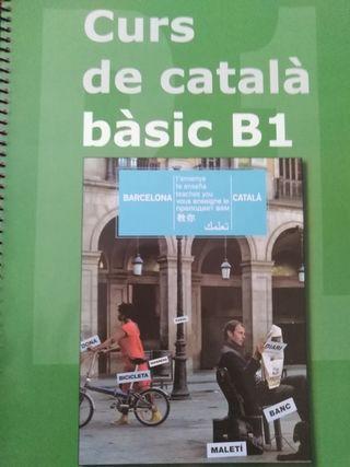 libro Curs de catala basic B1