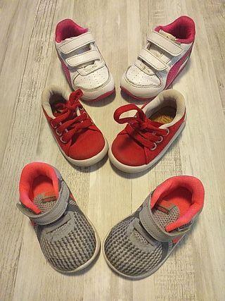 Lote: Zapatillas de deporte n19