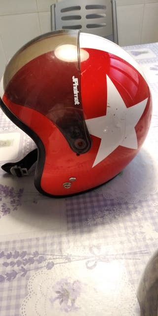 casco de Moto traído de Japón