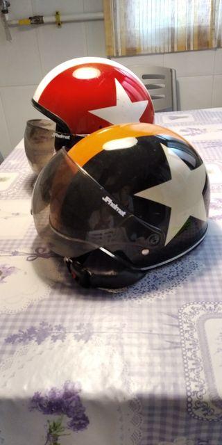 casco de Moto traido de de Japón