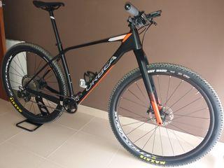 Bicicleta Orbea.