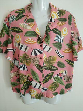 camisa mango T.S