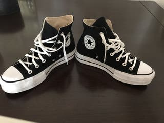 Converse All Star Chuck Taylor Negras