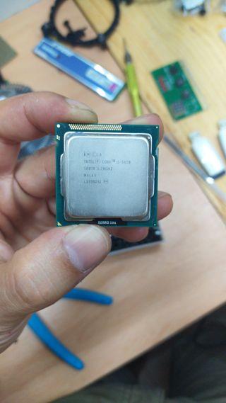 Procesador Intel I5 3470 LGA 1155
