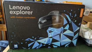 Lenovo explorer gafas VR + controladores