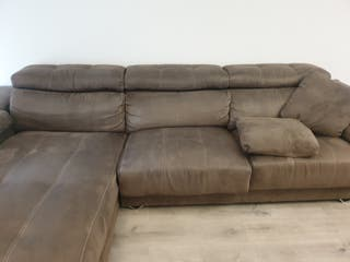 Sofá chaise lounge Divani Star