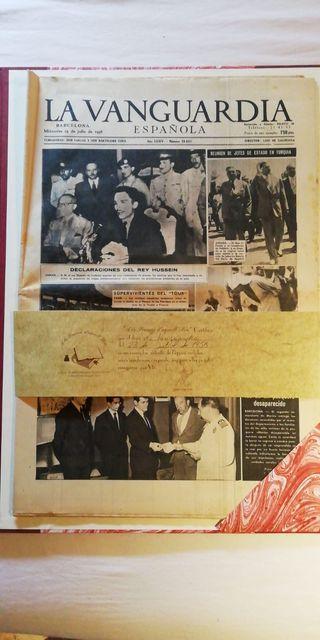 Periódico de 1958
