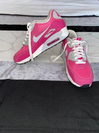 Nike Air Max rosa