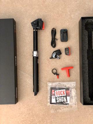 Tija RockShox Reverb AXS 30.9 125mm NUEVA!