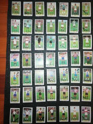 Cromos fútbol LIGA 79 80 Ediciones Este
