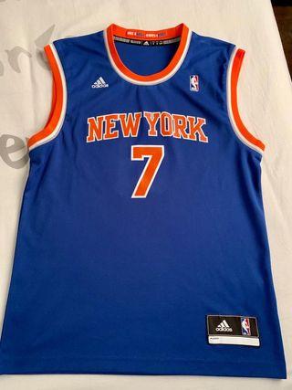 Camiseta de baloncesto NY