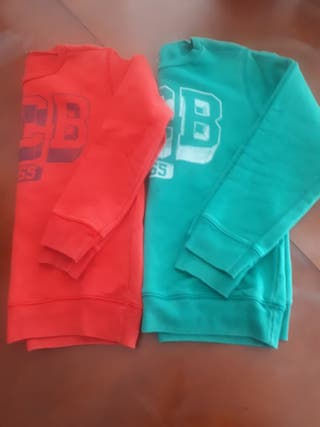 United Colors of Benetton, sudaderas nin@