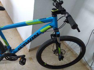 bicicleta rockrider 520 usada 2 veces