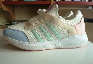 Zapatillas Adidas multicolor de chica