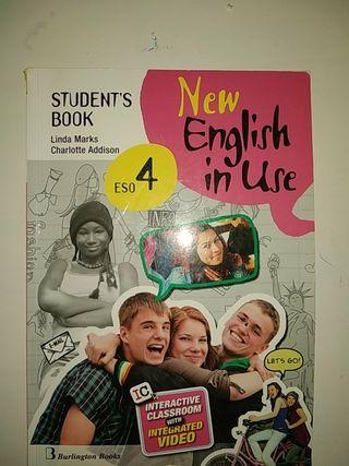 Libro de inglés 4° ESO