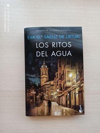 """Libro """"Los ritos del agua"""""""