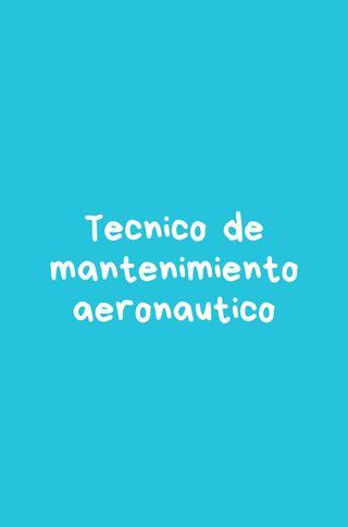 temario técnico mantenimiento aeronautico