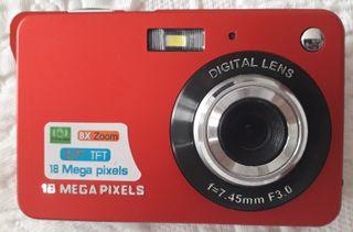 Mini cámara portátil para niños