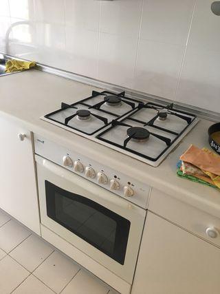 Fogones y horno