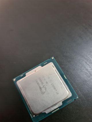 Procesador Intel I3 6100 socket 1151
