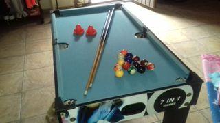 mesa paint ball.. billar...pimpon!