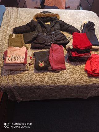 Lote ropa Niña de 7-10 años