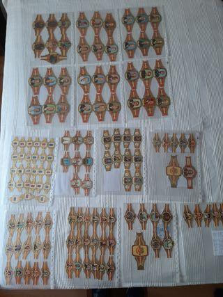 Colección vitolas puros Alvaro