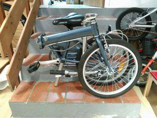 bicicleta plegable Dahon Vitesse D3