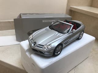 Mercedes slr mclaren 1:18 Minichamps
