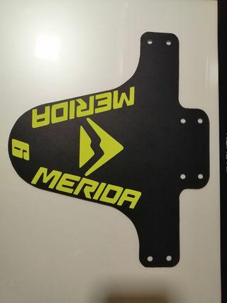 Guardabarros bicicleta personalizados