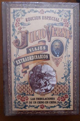 Libro Viajes Extraordinarios de Julio Verne