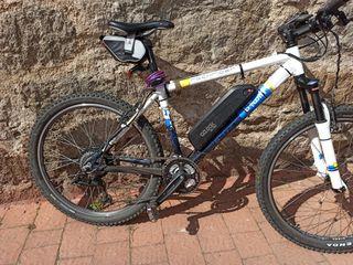 Bicicleta eléctrica Ciclotek
